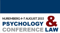 Psychology & Law Conference, Nuremberg 4-7 August 2015